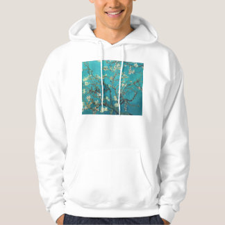 Van Gogh Branches With Almond Blossom Hoodie