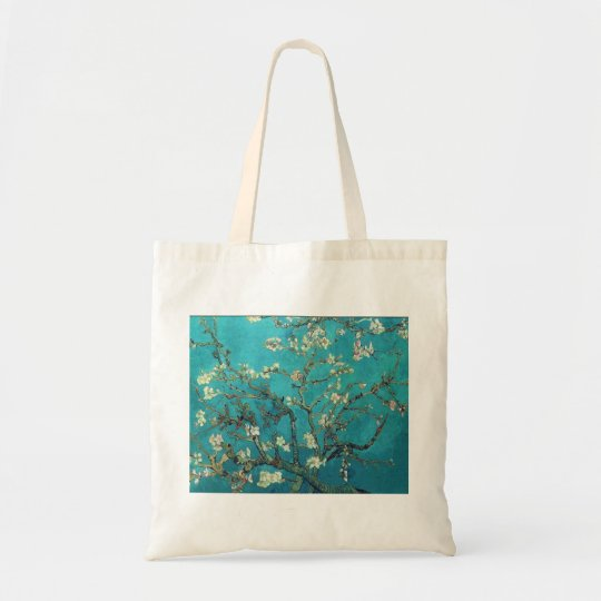 Van Gogh Branches With Almond Blossom Tote Bag