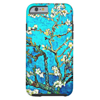 Van Gogh - Branches with Almond Blossoms Tough iPhone 6 Case