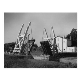 Van Gogh Bridge, Arles, c.1850-1960 Postcard