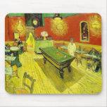 Van Gogh: Café de la noche Alfombrilla De Ratones