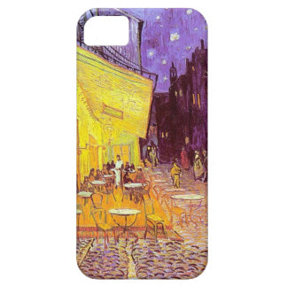 Van Gogh Cafe Impressionist Painting iPhone SE/5/5s Case