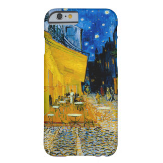 Van Gogh Cafe Terrace at Night Arles Barely There iPhone 6 Case