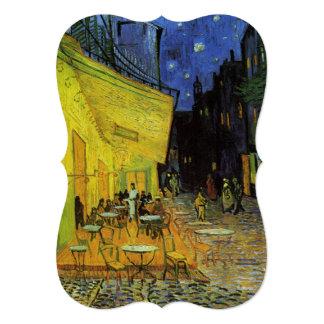 Van Gogh; Cafe Terrace at Night Card