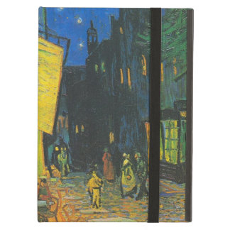 Van Gogh Cafe Terrace at Night Case For iPad Air