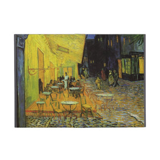 Van Gogh; Cafe Terrace at Night Cover For iPad Mini