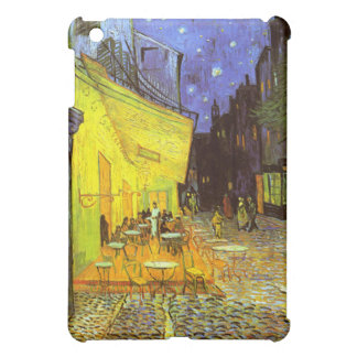 Van Gogh: Cafe Terrace at Night Case For The iPad Mini