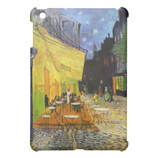 Van Gogh - Cafe Terrace at Night Case For The iPad Mini