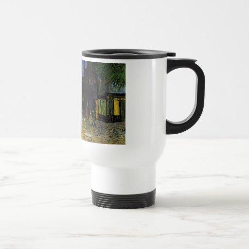 Van Gogh; Cafe Terrace at Night Coffee Mugs