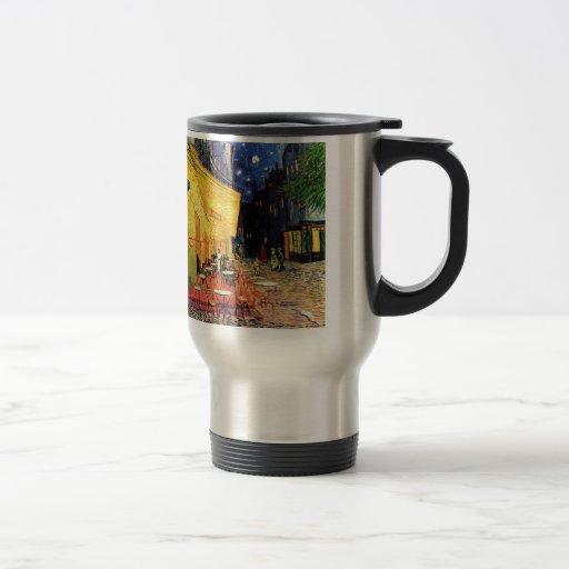 Van Gogh Cafe Terrace At Night Coffee Mug
