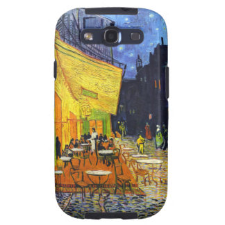 Van Gogh Cafe Terrace Samsung Galaxy S3 Cases