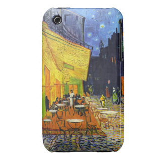 Van Gogh Cafe Terrace iPhone 3 Cover