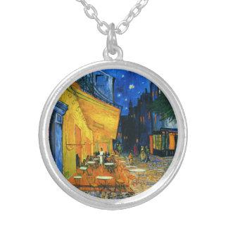 Van Gogh Café Terrace Necklace