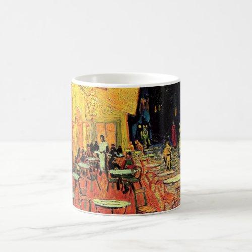 Van Gogh Cafe Terrace on Place du Forum Fine Art Coffee Mug