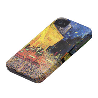 Van Gogh Cafe Terrace on Place du Forum, Fine Art iPhone 4 Case-Mate Case