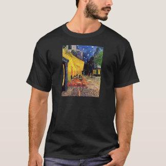Van Gogh Cafe Terrace on Place du Forum, Fine Art T-Shirt