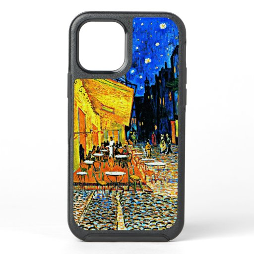 Van Gogh - Cafe Terrace OtterBox Symmetry iPhone 12 Case