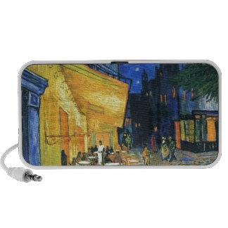 Van Gogh Cafe Terrace iPhone Speakers