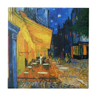 Van Gogh Café Terrace Tile