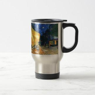 Van Gogh Cafe Terrace Travel Mug