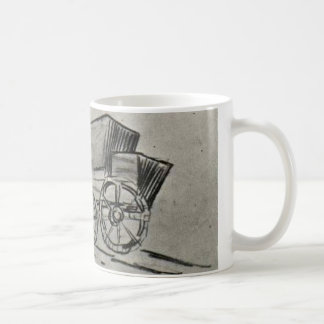 Van Gogh Carriage mug