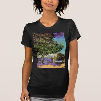 Van Gogh - Chestnut Tree In Blossom Shirts