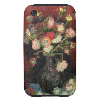 Van Gogh Chinese Asters iPhone 3 Tough Cover