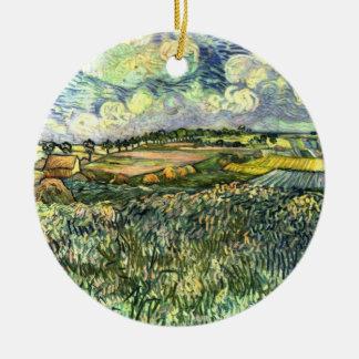 Van Gogh Christmas ornament