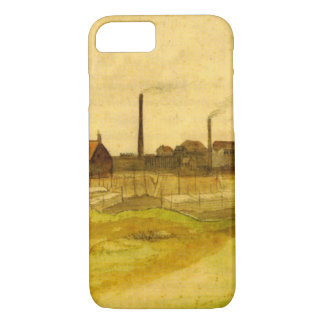 Van Gogh Coalmine in the Borinage, Fine Art iPhone 8/7 Case
