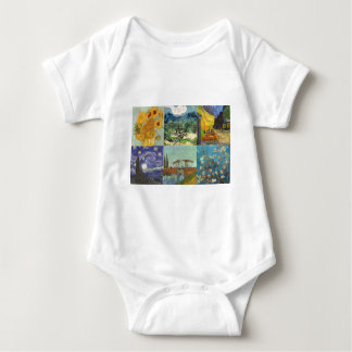Van Gogh Collage Shirt