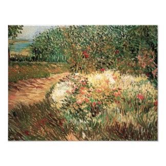Van Gogh Corner of Voyer d'Argenson Park, Asnieres Card