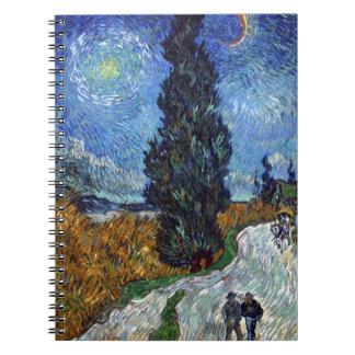 Van Gogh Country Road Journal