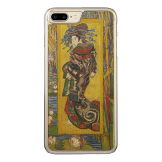 Van Gogh Courtesan after Eisen Carved iPhone 7 Plus Case