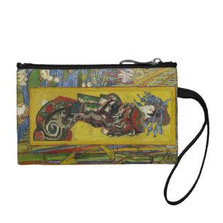 Van Gogh Courtesan after Eisen Coin Wallet