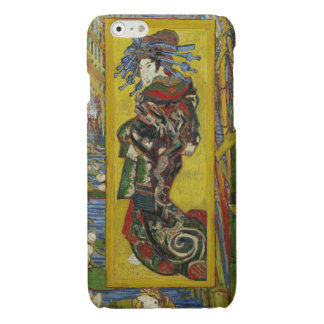 Van Gogh Courtesan after Eisen Glossy iPhone 6 Case