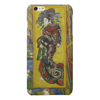 Van Gogh Courtesan after Eisen Glossy iPhone 6 Plus Case
