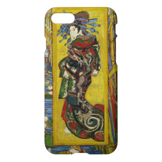 Van Gogh Courtesan after Eisen iPhone 7 Case