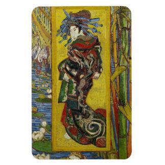Van Gogh Courtesan after Eisen Magnet