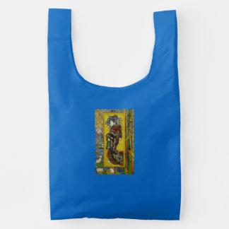 Van Gogh Courtesan after Eisen Reusable Bag