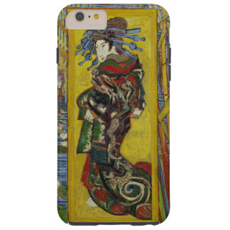 Van Gogh Courtesan after Eisen Tough iPhone 6 Plus Case