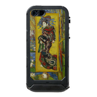 Van Gogh Courtesan after Eisen Waterproof iPhone SE/5/5s Case
