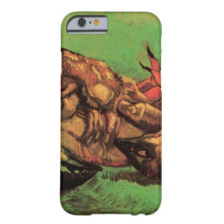 Van Gogh Crab on Its Back, Vintage Still Life Art Barely There iPhone 6 Case
