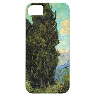 Van Gogh Cypresses iPhone SE/5/5s Case
