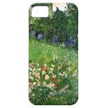 Van Gogh Daubigny's Garden (F765) Fine Art iPhone 5 Covers