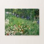 Van Gogh Daubigny's Garden (F765) Fine Art Jigsaw Puzzles