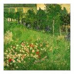 Van Gogh Daubigny's Garden Wedding Invitation