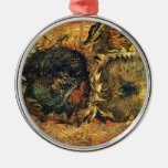 ~ Van Gogh de los girasoles F. 376 Adorno De Reyes
