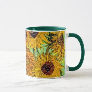 Van Gogh - doce girasoles