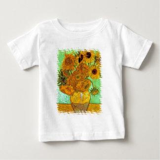 Van Gogh - doce girasoles Tee Shirts