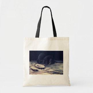 Van Gogh - dos ratas Bolsa